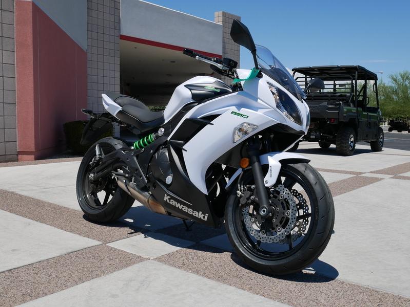 $6,199, 2015 Kawasaki Ninja 650 ABS