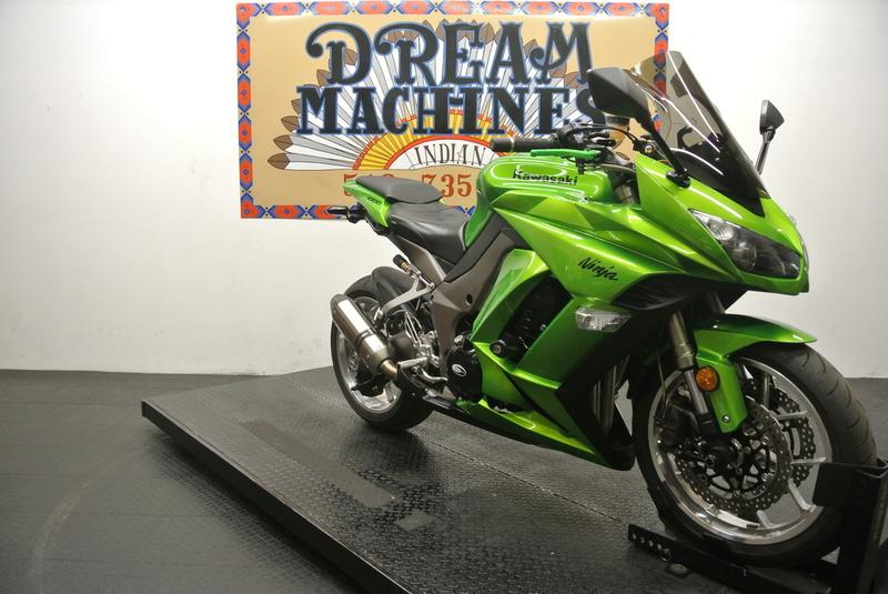 $6,660, 2011 Kawasaki Ninja 1000 ZX1000GBF $3,500 in Extras*