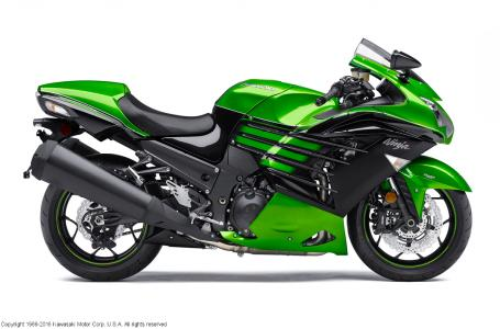 $11,999, 2016 Kawasaki Ninja ZX-14R ABS Limited Time Price!! Call Our Louisville Location!