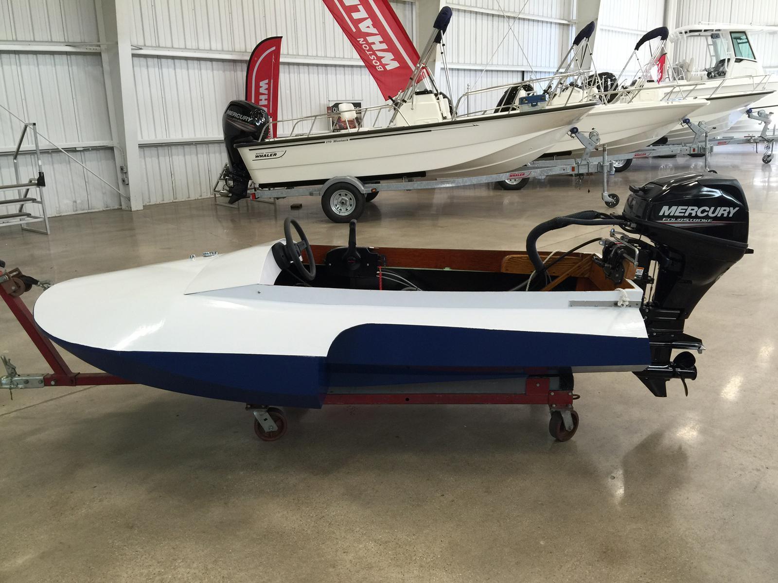 $6,500, 1957 Homemade Hydroplane