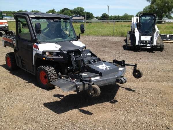 $3,100, 2015 Bobcat Mower - Utility Vehicles UVMW66