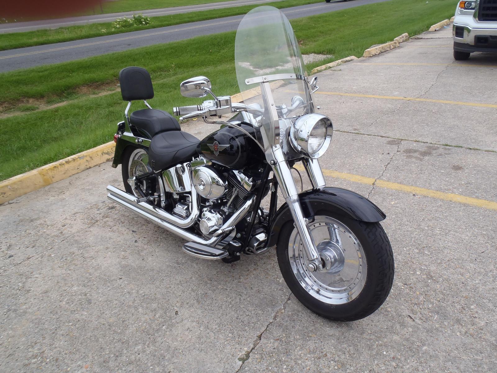 $8,999, 2004 Harley-Davidson Fatboy