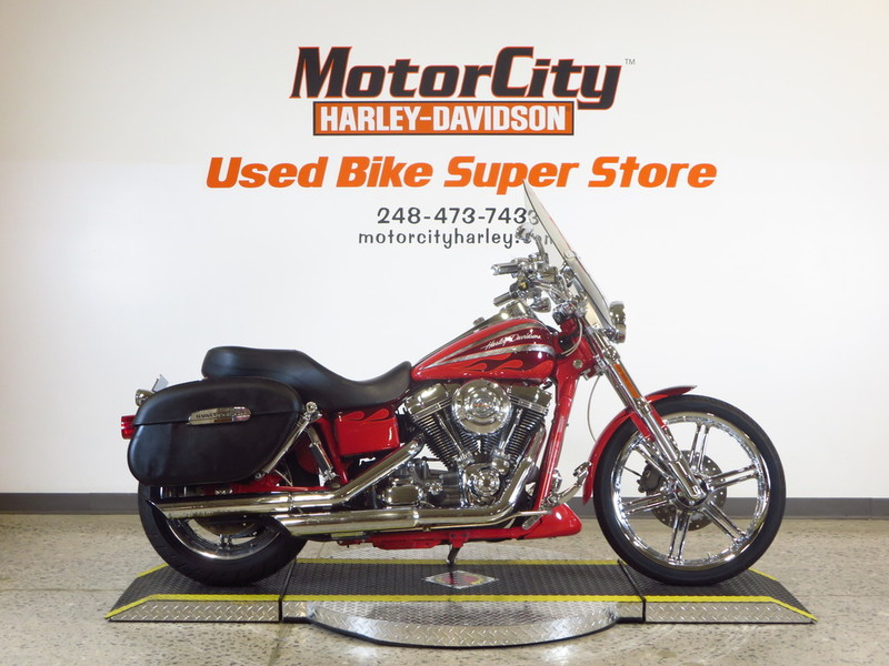 $14,995, 2008 Harley-Davidson Screamin Eagle Dyna