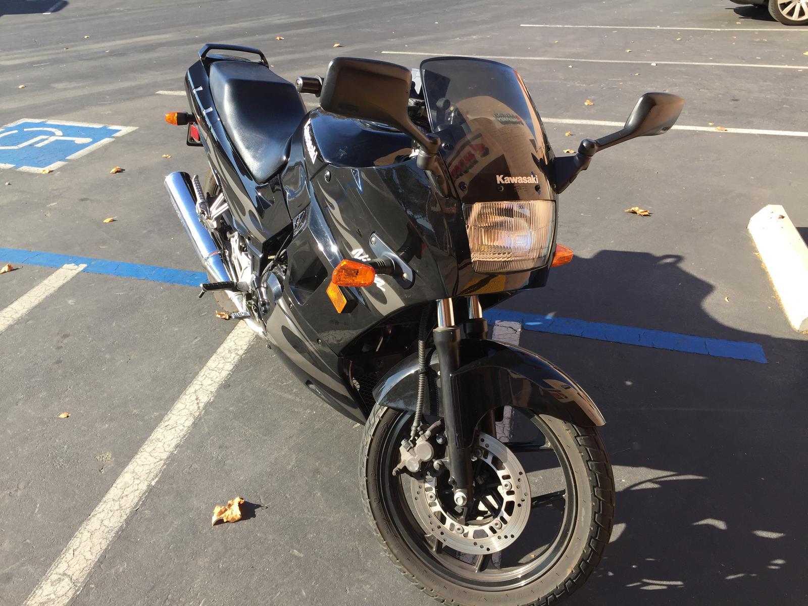 $2,999, 2006 Kawasaki NINJA 250R