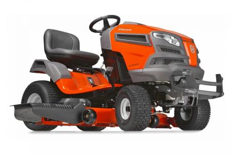 $2,299.95, 2015 Husqvarna YT46LS (Kohler) Riding Lawn Mower