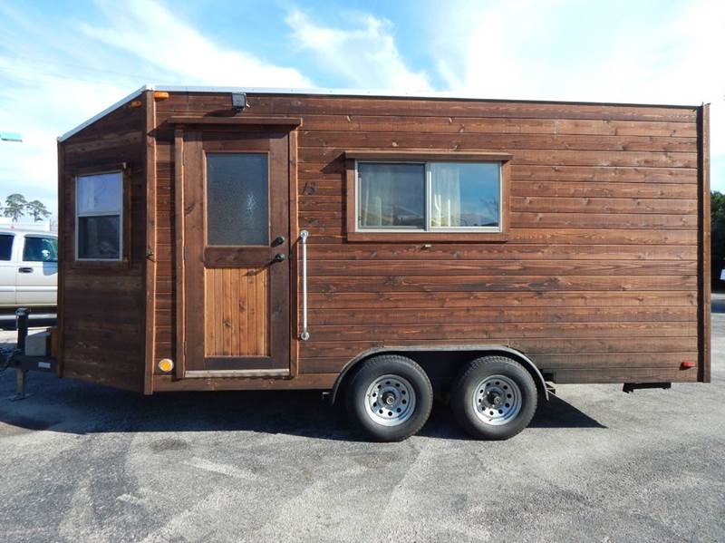 2015 Trinity Tiny Home Camper Custom Built Houston Farm