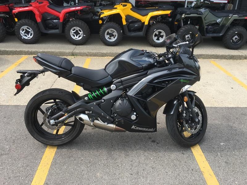 $5,480, 2016 Kawasaki Ninja 650 ABS