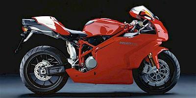 $7,864, 2006 Ducati 999 S