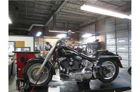 $8,999, 2005 Harley-Davidson FATBOY EFI FLSTFI 1450