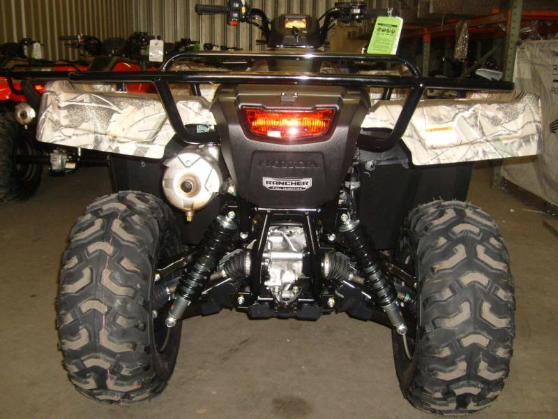 Auto dct eps 2016 honda fourtrax rancher 4x4 auto dct irs for Valley motor honda sheridan wyoming