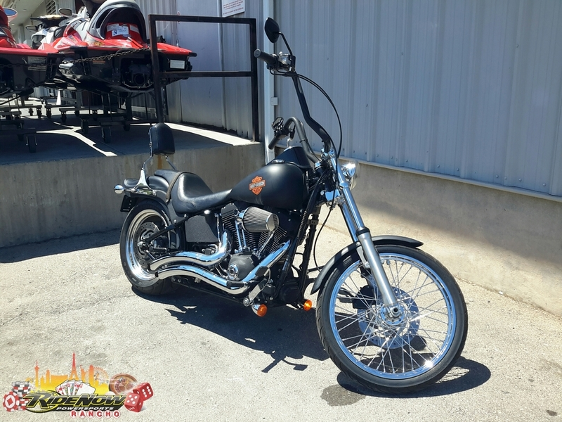 $7,999, 2007 Harley-Davidson FXSTB - Night Train