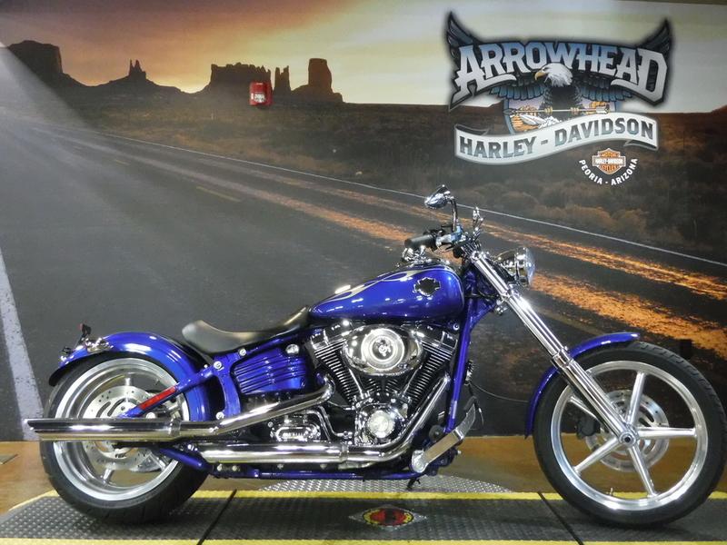 $11,499, 2009 Harley-Davidson FXCWC - Rocker C