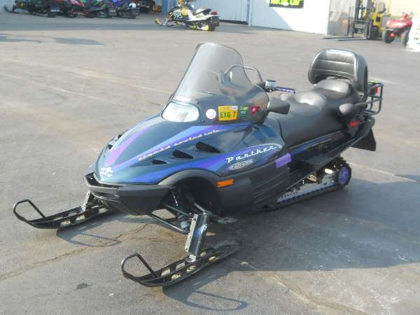 1998 550 Pantera Or 1999 Ski Doo SLE Tourings